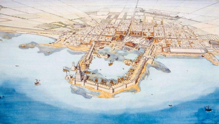 Picture 1 Caesarea Maritima